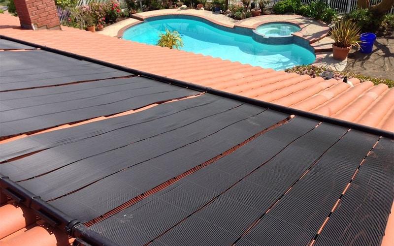 Sunstar Solar Pool Heating